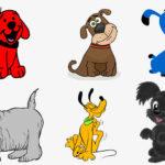 Тест:Что цвета говорят о вашей личности, выберите одного из этих щенков.