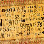 Этот папирус содержит повторное число, возможно ли найти его, если да то за какое время проявите свою интуицию.