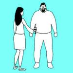 Тест для пары: Первое, что вы увидите, скажет вам, над чем вы должны работать, чтобы развиваться в отношениях.