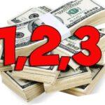 Тест: Выберите цифру от одного до трёх, и узнайте любят ли вас деньги.