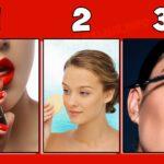 Тест: выберите элемент макияжа, и узнайте, что он говорит о ваших отношениях.