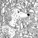 Тест: Найдите целый зоопарк на картинке кроме собаки.
