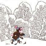 Тест: Кто в лесу спрятался от охотника, найдите его за пятнадцать секунд.