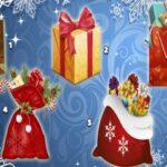 Тест: Выберите один подарок, и узнайте, что вам скоро подарят.